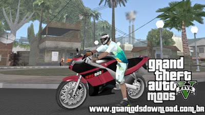 Mod GTA Brasil v0.2.5 GTA San Andreas